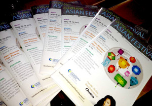 Program booklets
