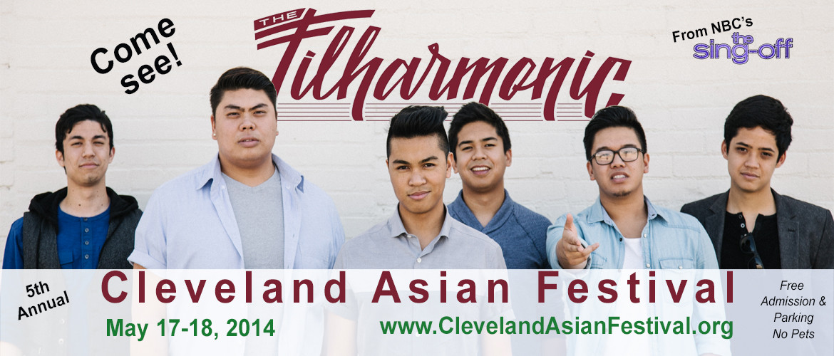 The Filharmonic from NBC's The SIng-off to perform at CAF!
