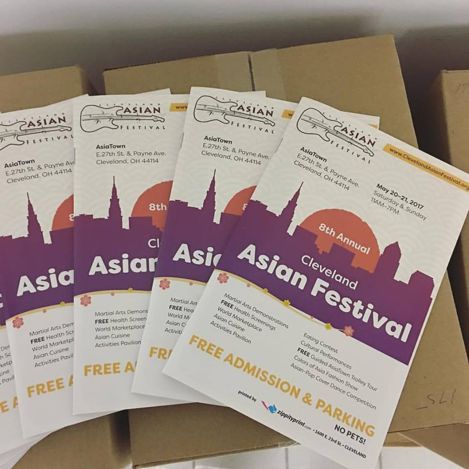 program booklet now available 8th annual cleveland asian festival