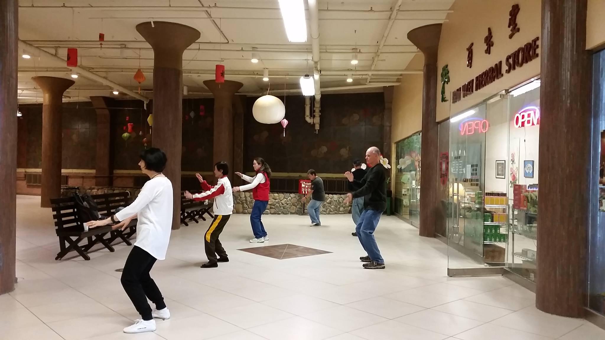 FREE Tai Chi – Cleveland Asian Festival